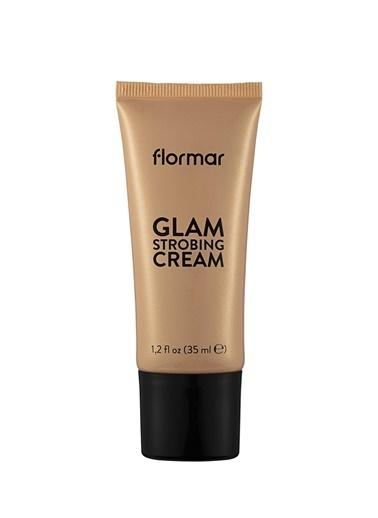 Flormar Flormar Glam Strobing Cream Şeftali Baz 002 Oranj